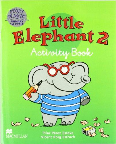 LITTLE ELEPHANT 2 Ab - 9781405073530