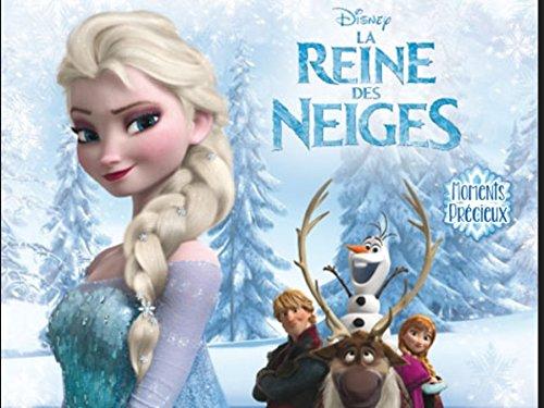 ALBUM PANINI REINE DES NEIGE 2