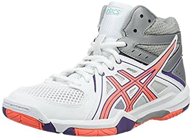 Asics Womenu0026#39;s Gel-Task MT Volleyball Shoes Amazon.co.uk ...