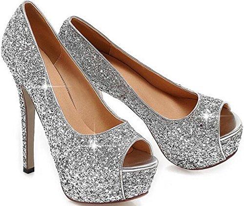 Laruise , Basses femme silver