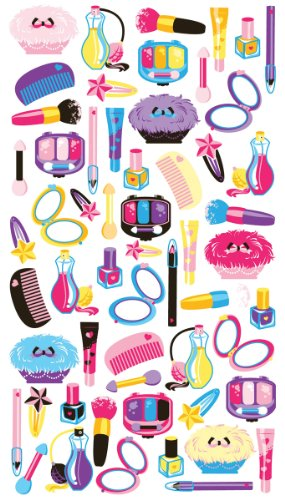 Unbekannt Sticko Stickers-Makeup Time (Make-up Sticker)