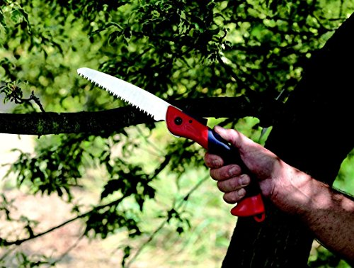 Spear & Jackson 4960RSA Razorsharp Small Folding Pruning Saw, Multi-Colour
