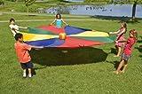 Schwungtuch, Tuch Spiel Kindergarten Schule Turnen, Schwungtücher, ø 6 m