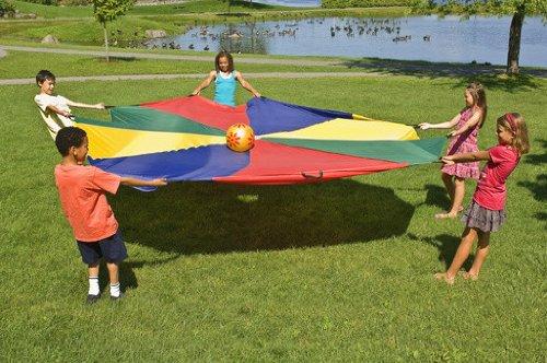 Magic-man1001-Parachute ludique Diamètre : 5 m