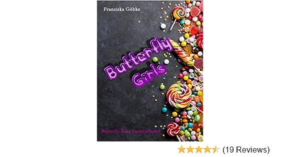 Butterfly girls sammelband butterfly kiss reihe ebook