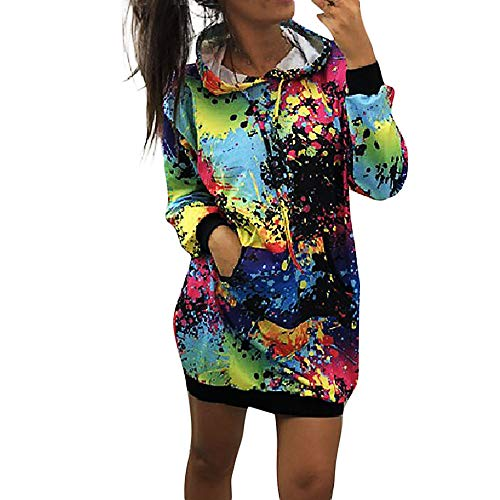Nueva Moda Mujer Color Teñido Lazo Pintura En Aerosol LILICAT...