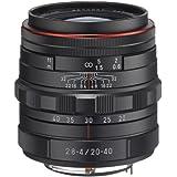 Objectif HD Pentax-DA 20-40mm f/2,8-4 ED Limited DC WR