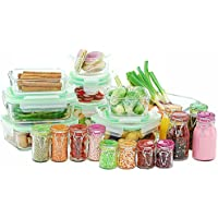 Kinetic 11414 Go Green Glassworks Series 30 Piece Set Glass