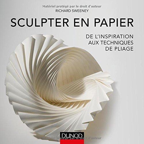 Favori Amazon.fr - Sculpter en papier - De l'inspiration aux techniques  IO42