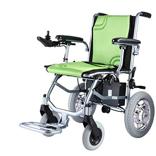 Daxiong Double Control Elektro-Rollstuhl Auto Off-Road-Version Batterie Senioren Behinderte Aluminiumlegierung Reisen (Offroad-rollstuhl)