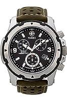 Timex- Reloj de cuarzo con cronógrafo para hombre de Timex