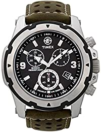 Timex Herren-Armbanduhr Chronograph Quarz T49626PF