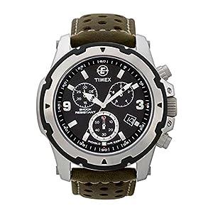 Timex Expedition Sierra T49626 – Reloj cronógrafo de caballero de