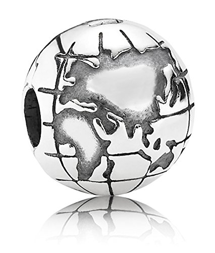 Pandora Charms 925/ Silber 791182 (Globe Bild)