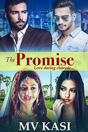The Promise: A Passionate Romance by [Kasi, M.V.]