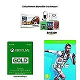 Pack Console Xbox One S Forza Horizon 4 + Casque Turtle Beach Recon 50x White +...