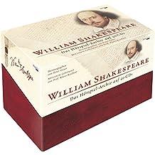 William Shakespeare: Das Hörspiel-Archiv auf 40 CDs