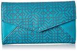 Baggit SS-18 Women's Wallet (Aqua)