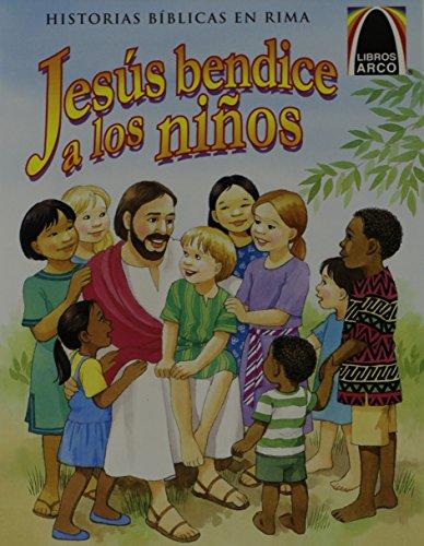 Title: Jesus bendice a los ninos Arch Books Spanish Editi