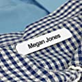 Iron on School Name Labels for Uniform, Simple to Use Name Tapes/Tags for Children's Clothing