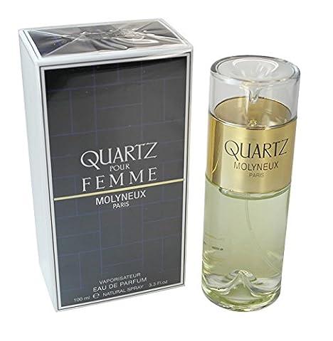 Molyneux - Quartz - Eau De Parfum Vaporisateur - 100 Ml - Pour Femme