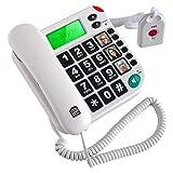 HESTEC Téléphone/Télécommande SOS