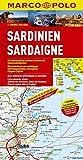 MARCO POLO Karte Sardinien 1:200.000 (MARCO POLO Karte 1:200000)