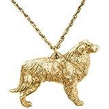 Cane della Serra da Estrela Made in UK, Collezione Pendente Collana Artistici Stile Cani