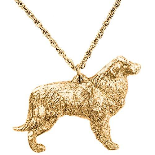 estrela-mountain-dog-hergestellt-in-uk-kunstvolle-hunde-anhanger-sammlung-22-karat-vergoldung-gold-p