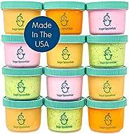 Sage Spoonfuls Baby Food Storage