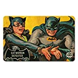 Preis am Stiel ® Breakfastboard - Batman Catwoman Defeated