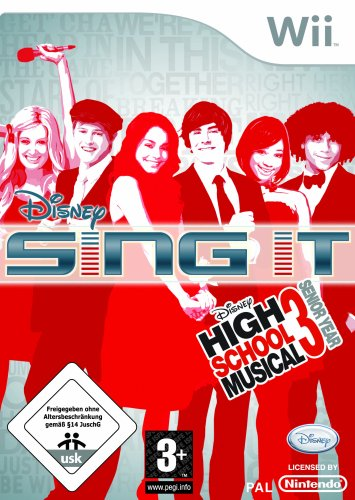 Disney Sing it: High School Musical 3 - Senior Year