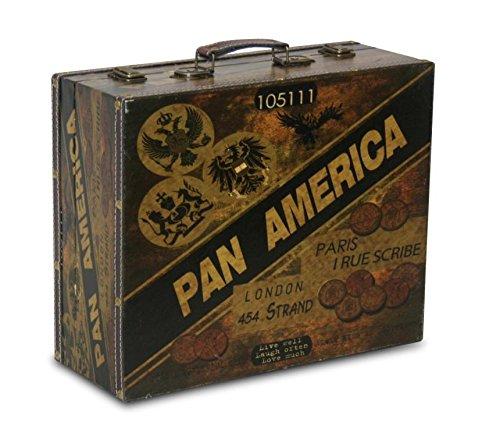 MALETA PAN AMERICA (37*30*14 cm.)
