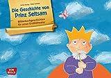 Bilderbuchgeschichten für unser Erzähltheater. Die Geschichte von Prinz Seltsam. Kamishibai Bildkartenset. Entdecken. Erzählen. Begreifen. Bilderbuchgeschichten.