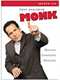 Monk: Season Six [DVD] [Region 1] [US Import] [NTSC]