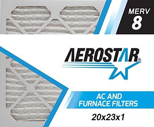Merv 8AC und Ofen Air Filter von Aerostar (Ofen-filter 20x23x1)