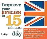 15 minutes par jour pour apprendre l anglais