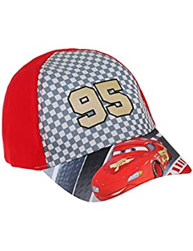 Disney Cars Chicos Gorra de béisbol 2016 Collection - Rojo