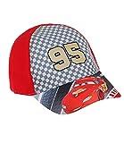Disney Cars Jungen Cap - rot - 52