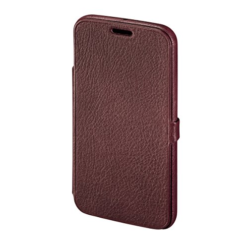 Hama Ricardo Booklet Case für Samsung Galaxy S6–BlackBerry