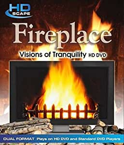 Fireplace - Visions Of Tranquility [HD DVD]
