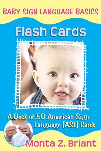 Braille-flash (Baby Sign Language Flash Cards: A 50-Card Deck Plus Dear Friends Card)