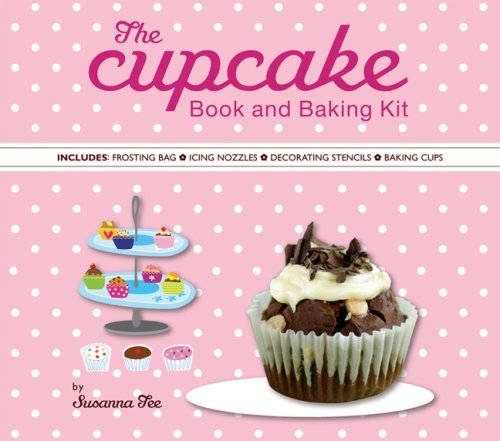 THE Cupcake Book and Baking Kit by Susanna Tee (2007-03-31)