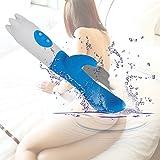 Silikon Vibrator Für Sie Klitoris und G-punkt Dildo ,Vibratoren Adult Sexspielzeug Rabbit Vibrator Dildo Vibrator ,Wand Massager, Silikon Massagegerät , Wasserdicht von ibaby888(blau)