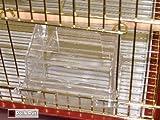 Oro-Priory-Palace-Jaula-de-Pjaros-para-Budgies-Canarias-Finches