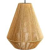 Elegante Hängeleuchte PURE NATURE II Natural Look Pendelleuchte Lampe Deckenleuchte