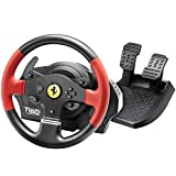 Thrustmaster T150 Ferrari Edition (Lenkrad inkl. 2-Pedalset, Force Feedback, 270° - 1080°, PS4 / PS3 / PC) für Thrustmaster T150 Ferrari Edition (Lenkrad inkl. 2-Pedalset, Force Feedback, 270° - 1080°, PS4 / PS3 / PC)