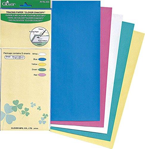 Chacopy Tracing Paper-30cm X25cm 5/Pkg