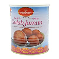 Haldirams Gulab Jamun - 1 kg
