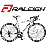 Raleigh / Avenir Perform 700c Unisex Road Bike - White and Black.